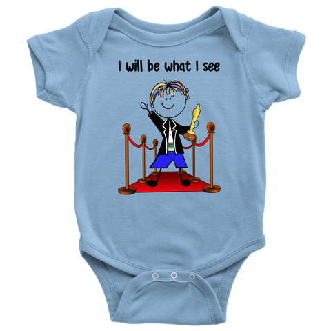 Boy Actor Onesie (1032)
