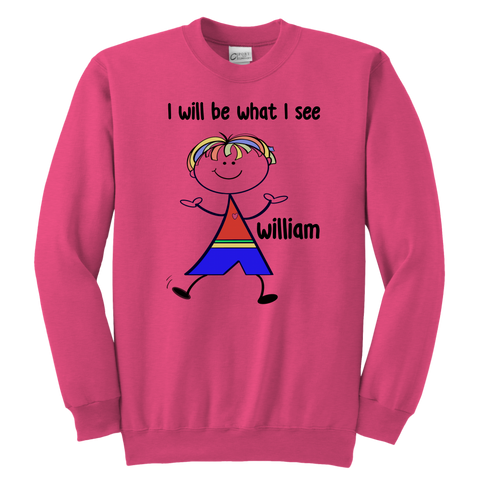 WILLIAM Youth Sweat (5002)
