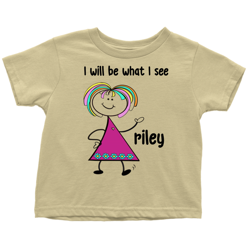 RILEY Toddler Tee (4032)