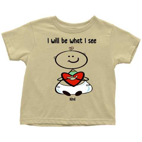 Kind Baby Unisex Toddler Tee (2025)