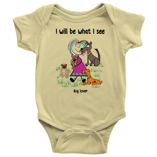 Girl Dog Lover Onesie (2030)