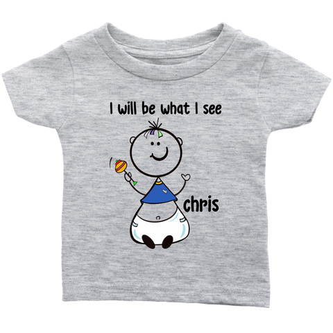 CHRIS Baby Infant Tee (5027)