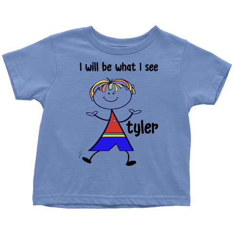 TYLER Toddler Tee (5012)