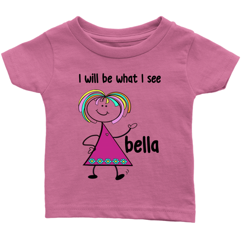 BELLA Infant Tee (4025)