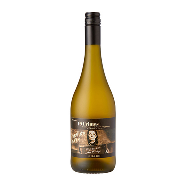 19 Crimes - Behind Bars Chard (Chardonnay)