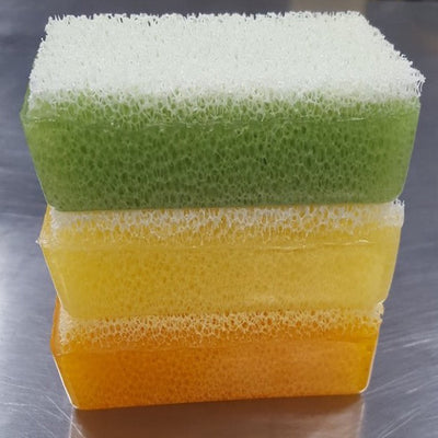 Scrubby Soap - citrus cleaner Farmhouse Inspired