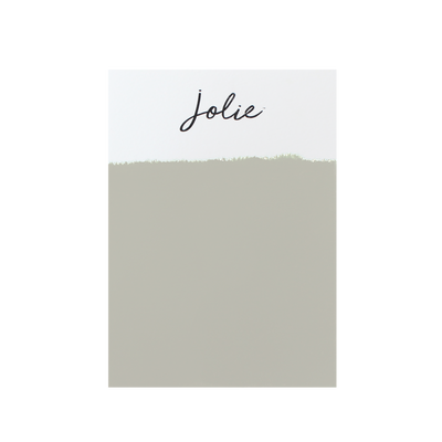 Jolie Paint Eucalyptus Chalk Paint soft green neutral Farmhouse Inspired