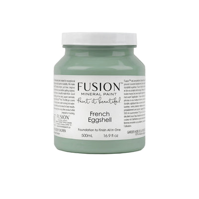 Fusion Paint French Eggshell Farmhouse Inspired