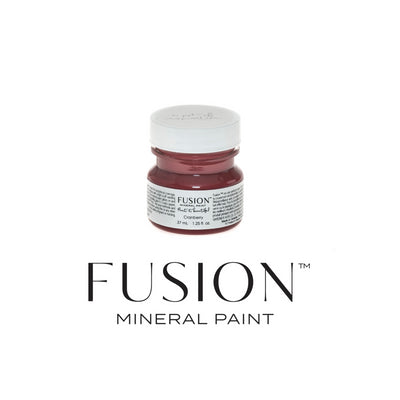 Cranberry - DIY Fusion Mineral Paint - Farmhouse Inspired