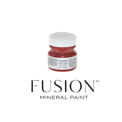 Fort York Red - DIY Fusion Mineral Paint - Farmhouse Inspired