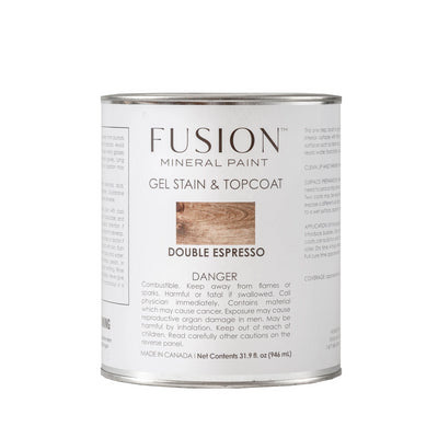 Fusion Gel Stain at Farmhouse Inspired
