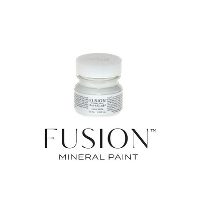 Lamp White - DIY Fusion Mineral Paint - Farmhouse Inspired