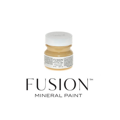Prairie Fusion Sunset - DIY Mineral Paint - Farmhouse Inspired
