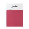 Jolie Paint Hibiscus Deep Magenta Pink Chalk Paint Farmhouse Inspired