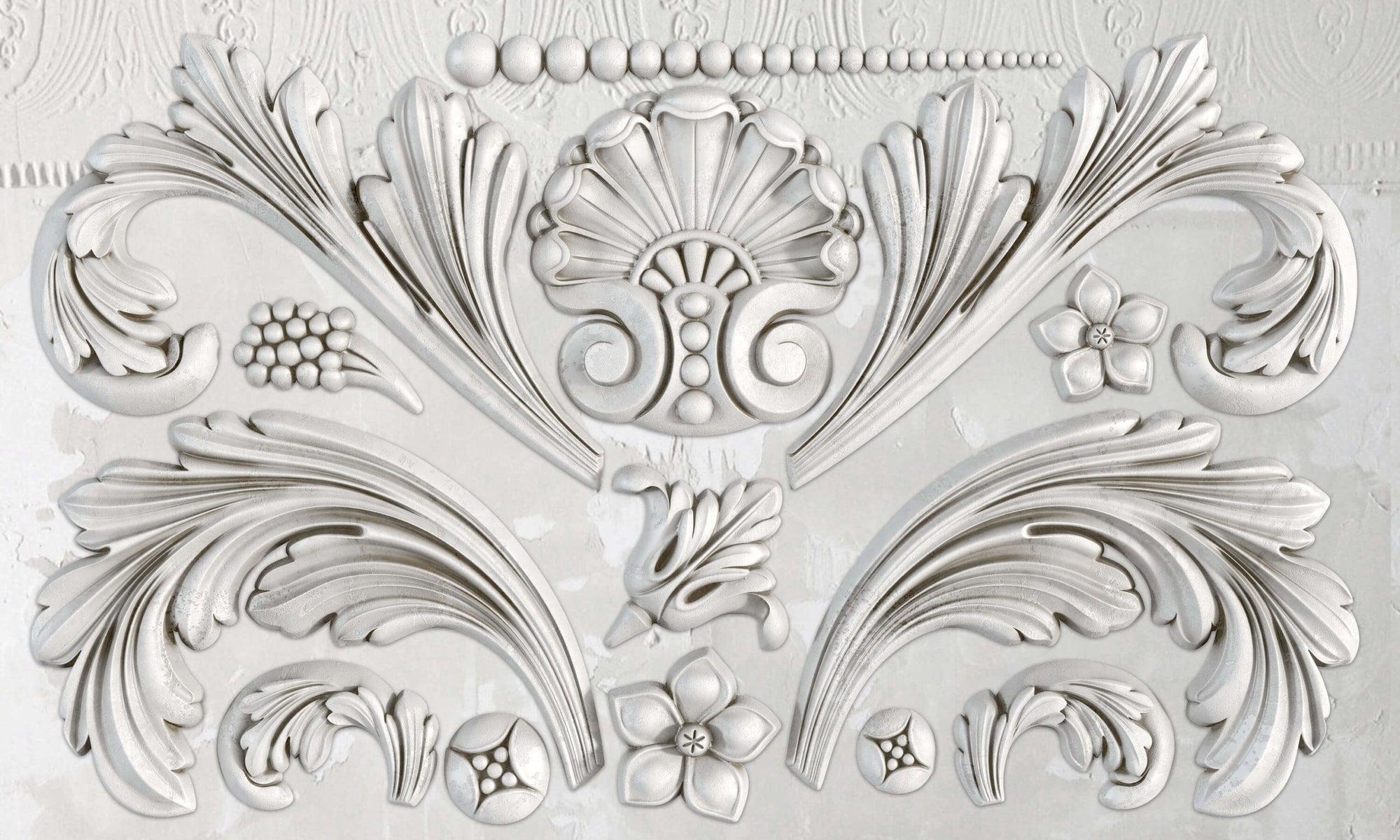 IOD decor mould Farmhouse Inspired