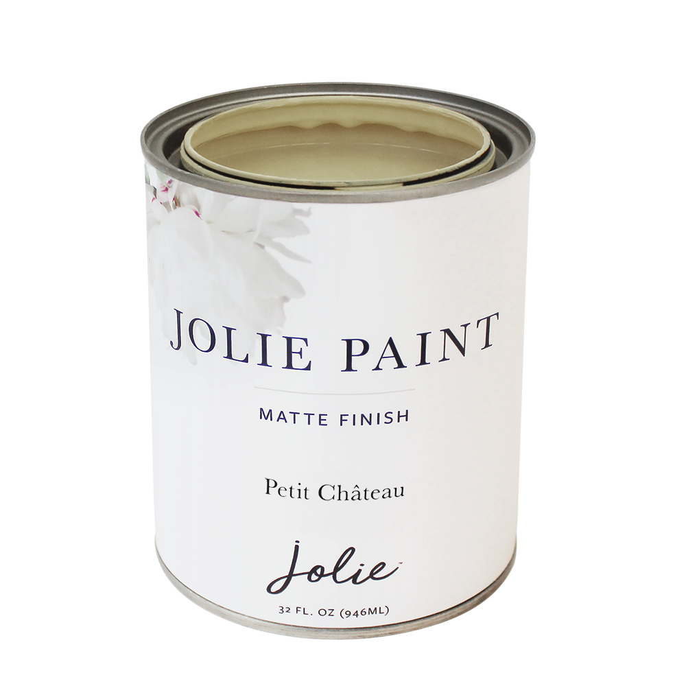 Jolie Paint PETIT CHÂTEAU Chalk Paint French color Petit Trianon Farmhouse Inspired