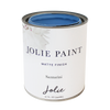 Jolie Paint SANTORINI true blue Chalk Paint Mediterranean waters Wanderlust Farmhouse Inspired