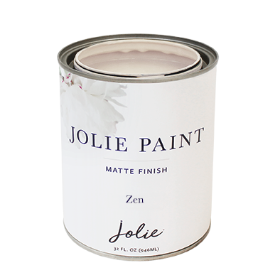 Jolie Paint ZEN beige-taupe relaxed peaceful Serenity Collection Farmhouse Inspired