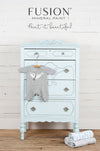 Dresser in Little Whale - DIY Fusion Mineral Paint - Farmhouse Inspired