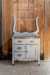 Dresser painted in Little Lamb - DIY Fusion Mineral Paint - Farmhouse Inspired