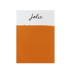 Jolie Paint URBAN ORANGE Chalk Paint Bold metropolitan vibe craft projects Farmhouse Inspired