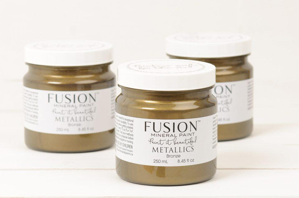 Bronze - DIY Fusion Mineral Paint - Farmhouse Inspired