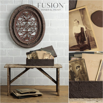 Chocolate - DIY Fusion Mineral Paint - Farmhouse Inspired
