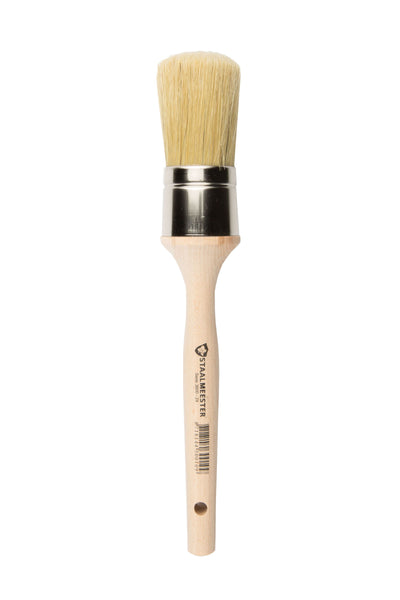 Staalmeester Natural Bristle Wax Brush at Farmhouse Inspired