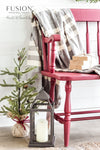 Cranberry - DIY Mineral Paint - Farmhouse Inspired
