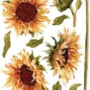 Painterly Florals IOD Decor Transfer COMING SOON!