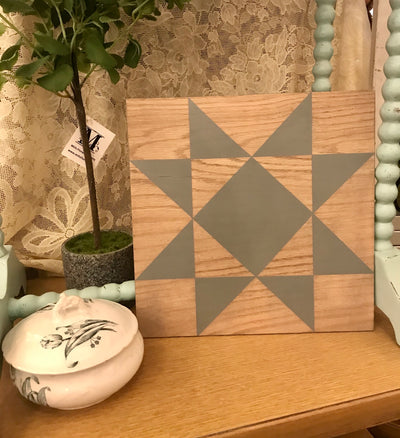 Workshop:  Intro to Barn Quilt