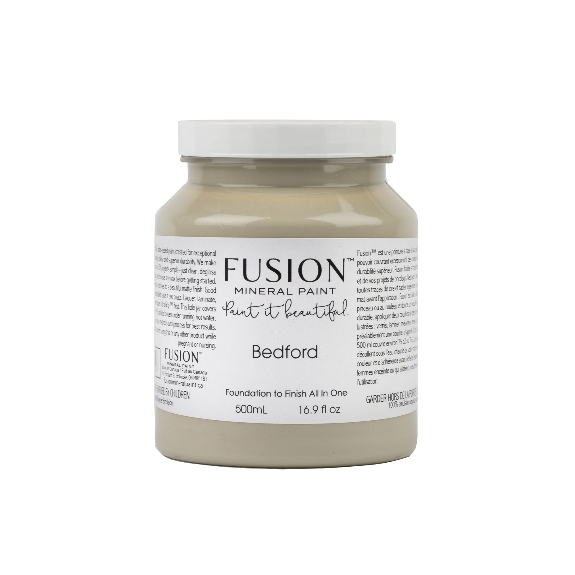 fusion mineral paint farmhouse inspired bedford