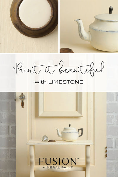Limestone - DIY Fusion Mineral Paint - Farmhouse Inspired
