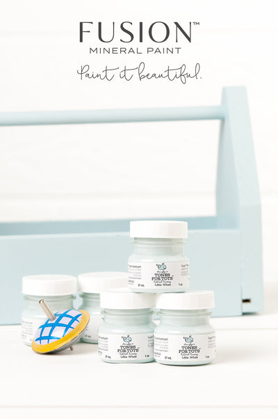 Little Whale - DIY Fusion Mineral Paint - Farmhouse Inspired
