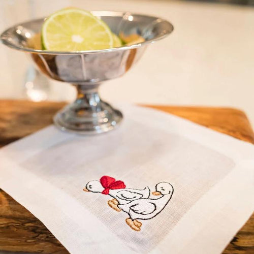 Little Goslings Cocktail Napkins