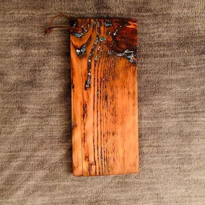 Serving Board Rectangular Heart Pine