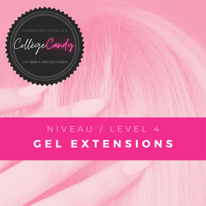 Courses Level 5 : Apresnail Extensions