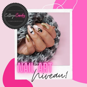 Nail Art de Base (Shellac)