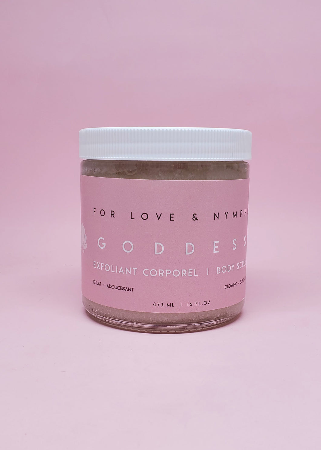 For Love & Nymphs - Exfoliant Corporel Goddess