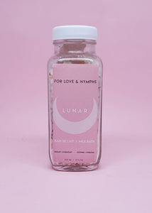 For Love & Nymphs - Bain de Lait Lunar