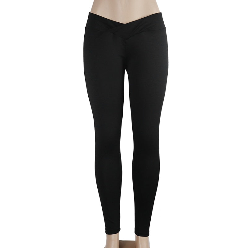 SPORTS LEGGINGS FOR ANGLED TRIANGLE