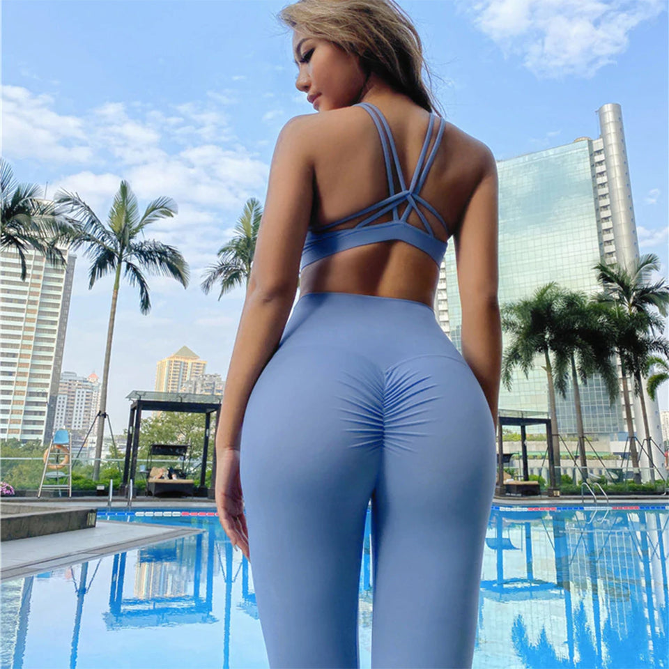 SQUAT-PROOF SPORTS LEGGING
