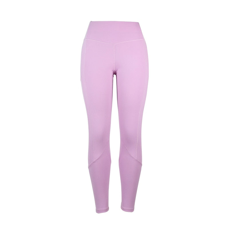 ELASTIC TRAINING LEGGINGS FOR RUNNER