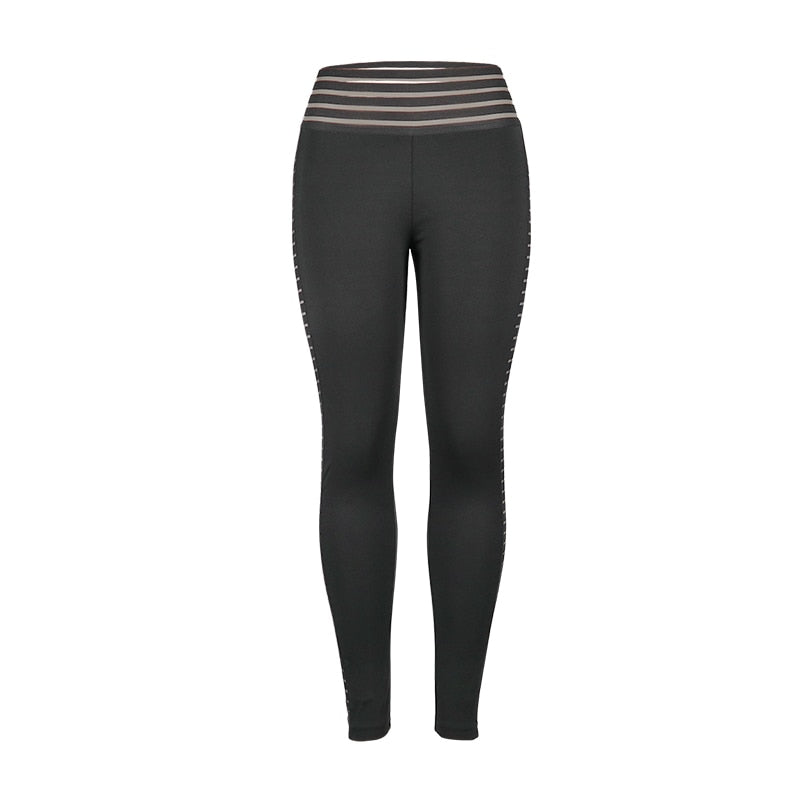 Fashion Sport Women Mesh Slim Legging
