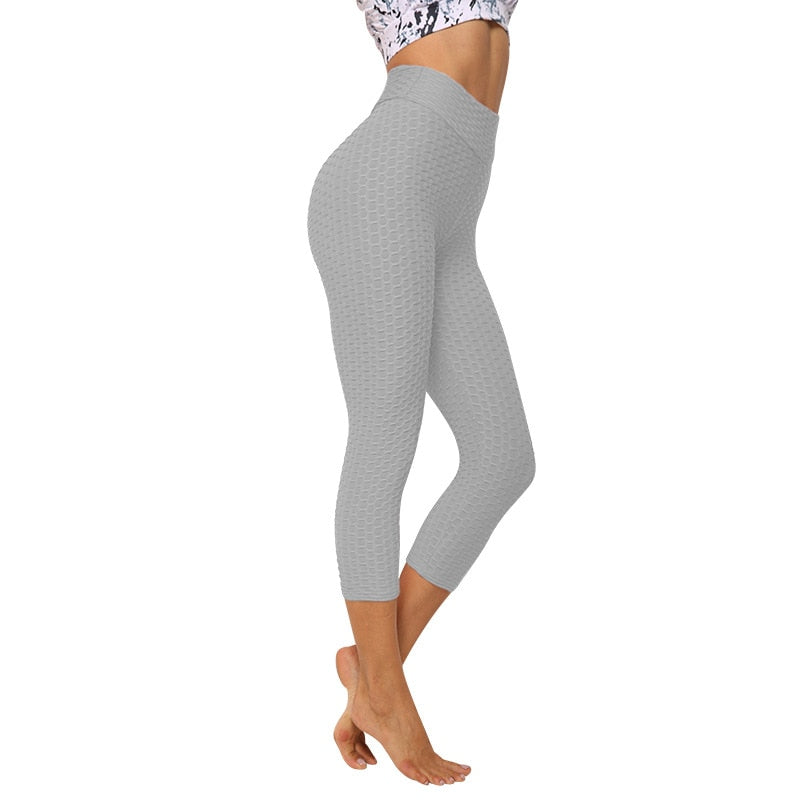 Booty Push up Leggings Womens Sexy Scrunch Fitness Leggins Mujer Breathable Fold High waist Gym Workout Leggings