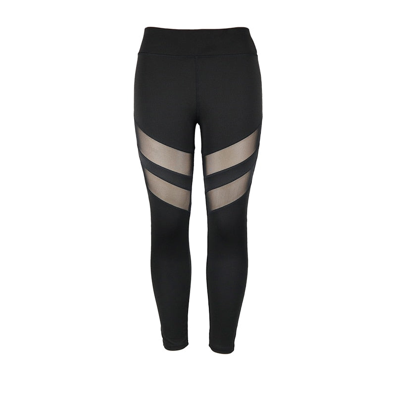 YOGA LEGGINGS FOR ACTIVE WOMEN