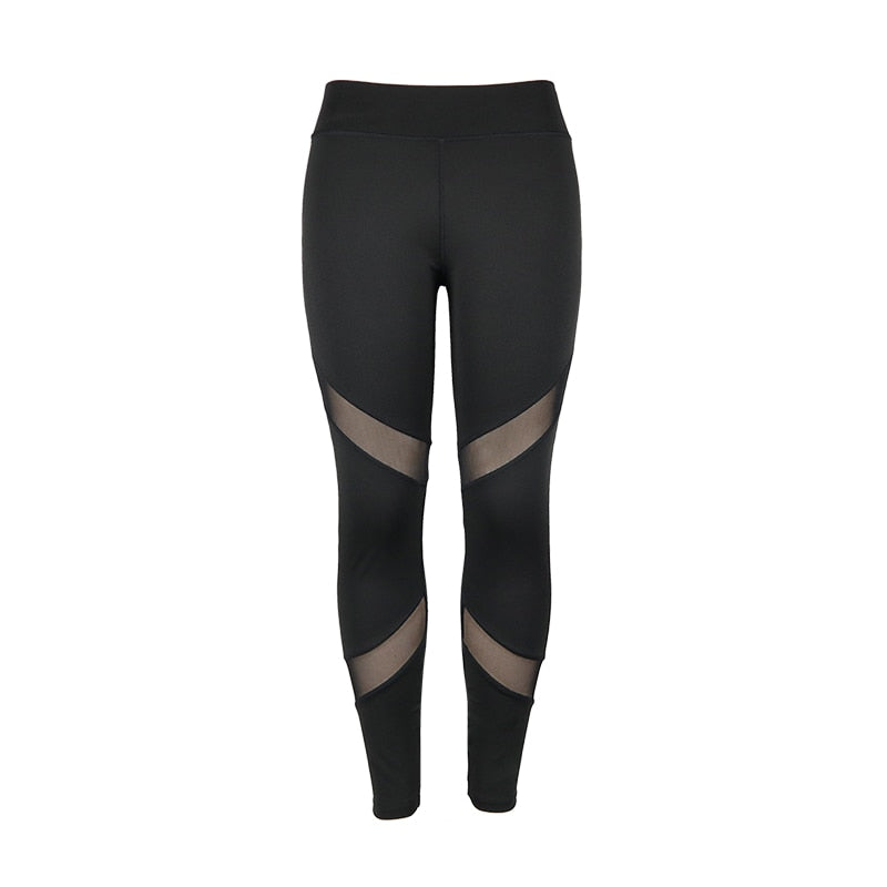 HIGH WAIST MESH SPORT LEGGING
