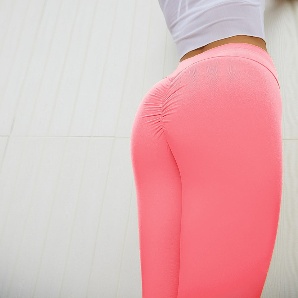 STRETCH NYLON LEGGING