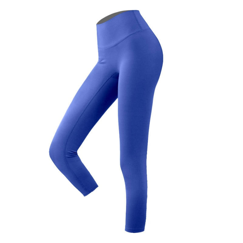WOMEN'S YOGA PANT WITH HIGH-WASTED SPORT