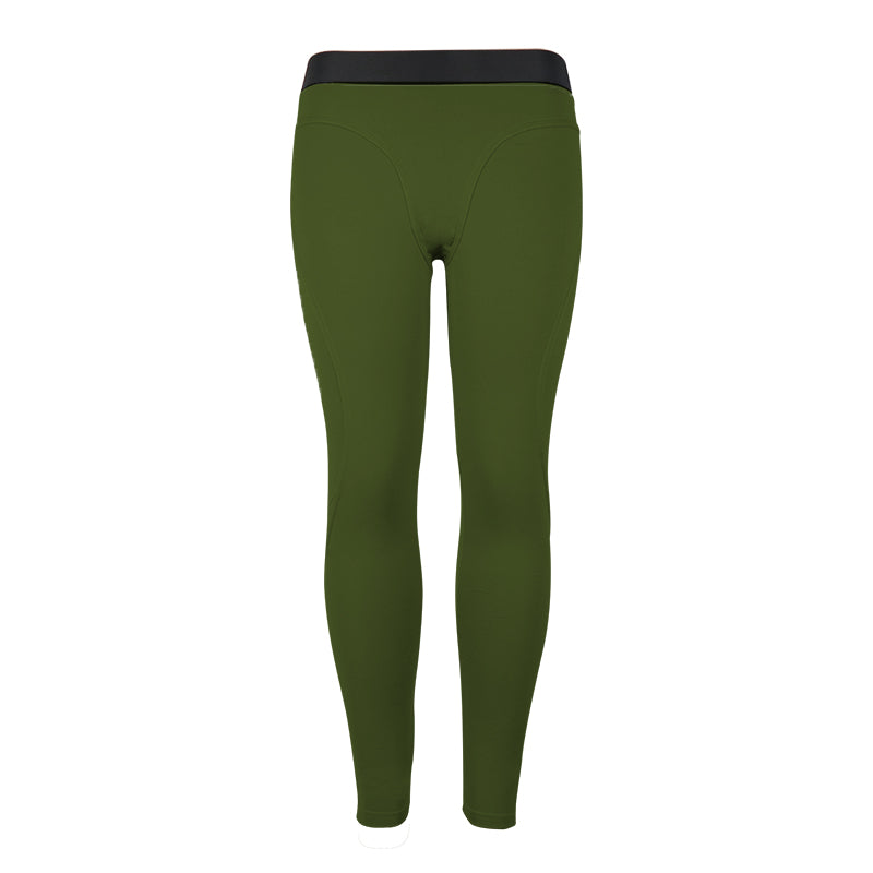 SIMPLE ELASTIC SLIM LEGGING